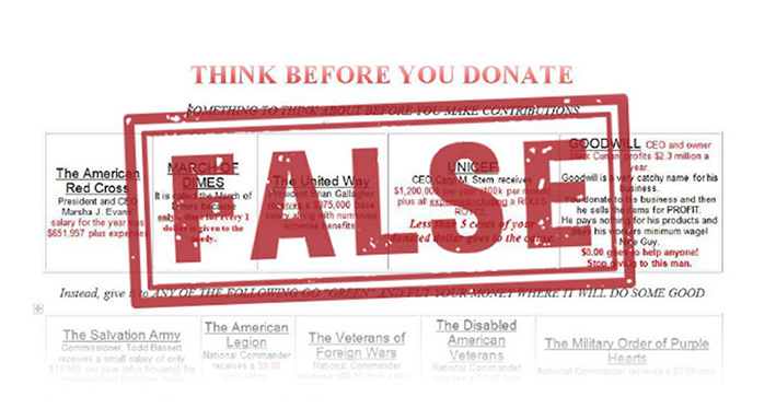 Goodwill swpa think before you donate get the facts for What does the ceo of goodwill make